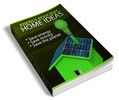 Energy Efficient Home Ideas (PLR)