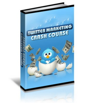 Product picture TWITTER Marketing Crash Course (PLR)