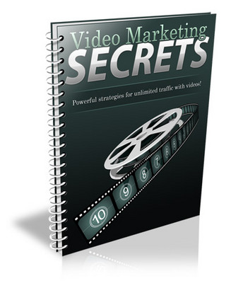 Product picture Video Marketing secret (PLR)