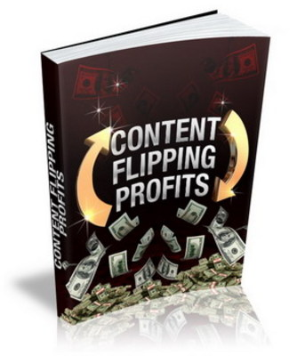 Product picture Content Flipping Profits (PLR)
