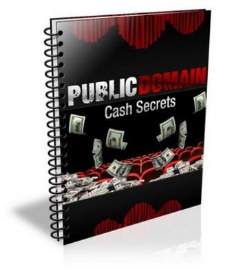 Product picture Public Domain Cash Secrets (PLR)