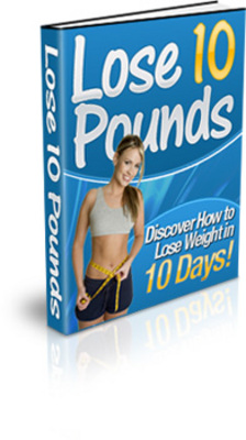 Product picture Lose 10 Pounds (PLR)