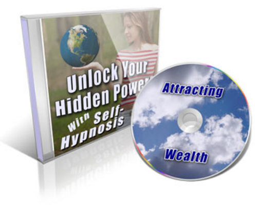 Product picture Unlock Your Hidden Power with Self-Hypnosis (PLR)