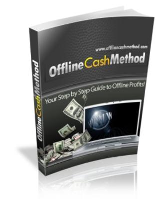 Product picture Offline Cash Method eBook (PLR)